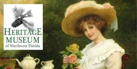 heritage museum of northwest florida mother's day victorian tea