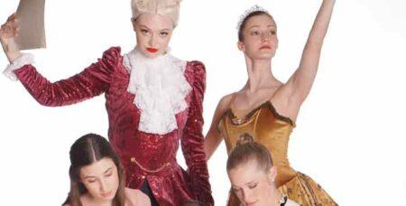 inspire ballet A Pilgrim's Quest