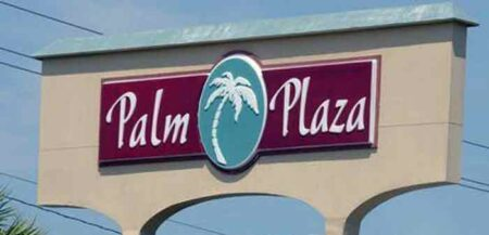 palm plaza niceville sign ruckel properties