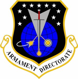 USAF Armament Directorate patch