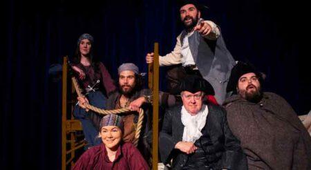 Emerald Coast Theatre Company Treasure Island