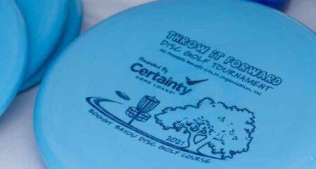 Certainty Home Loans Throw it Forward Disc Golf Tournament niceville