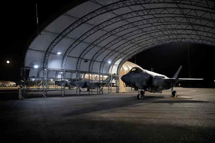 eglin air force base night flying