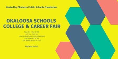 okaloosa schools college & career fair