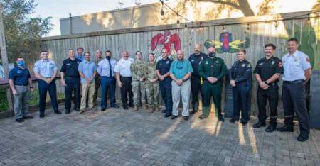 Rotary Club of Niceville-Valparaiso first responders awards