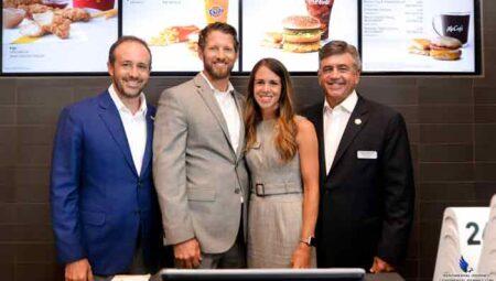 David Costa Jr., Steven Killebrew, Amy Costa- Killebrew, David Costa Sr.