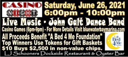 A Bed 4 Me casino night niceville