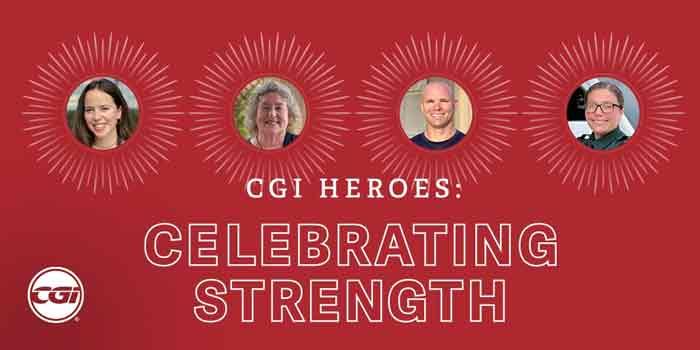 CGI Heroes:Celebrating Strength contest