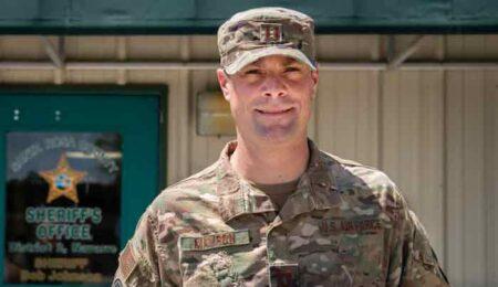 Chris Mavron eglin air force base life-saving award