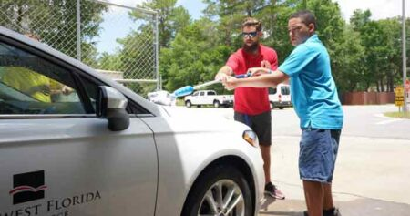 northwest florida state college emerald coast autism center work partnership