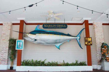 marlin grill MIRAMAR BEACH
