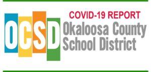 okaloosa county school district covid-19 report