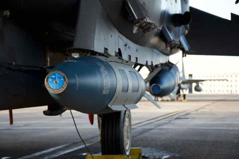 eglin air force base 85th Test and Evaluation Squadron GBU-31 Joint Direct Attack Munitions.