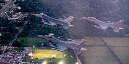 eglin air force base flyover crestview high school POW/MIA Recognition Day