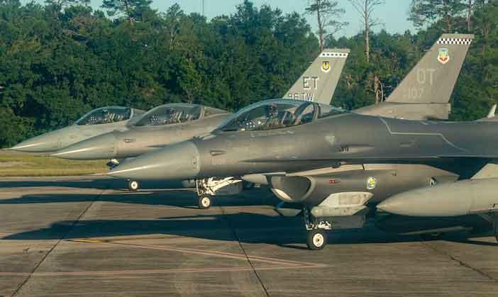 eglin air force base flyover niceville high school POW/MIA Recognition Day crestview high school