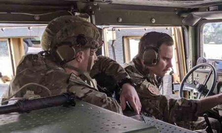 hurlburt field MCS Block 2 system Pope Army Airfield,