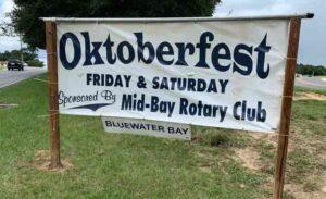Oktoberfest at Bluewater Niceville Mid-Bay Rotary Club
