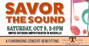 Taylor Haugen Foundation concert savor the sound