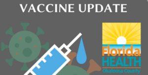 okaloosa department of health vaccine update