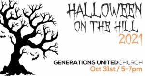 Halloween on the hill 2021 Niceville