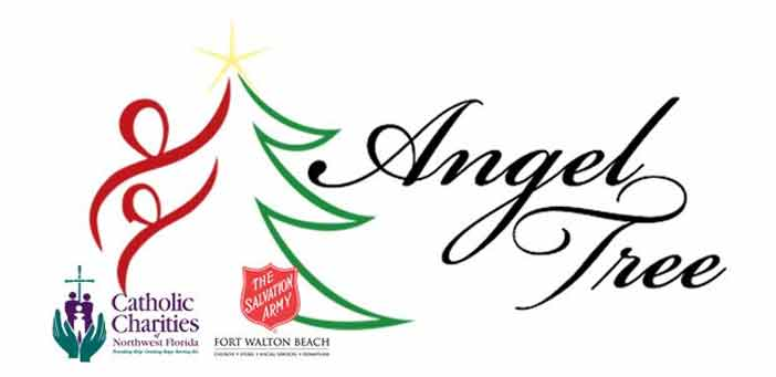 salvation army angel tree christmas